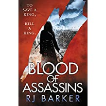 Blood of Assassins (The Wounded Kingdom, Band 2)