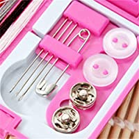 LnLyin Mini Sewing Kit Supplies for Travel Home Beginners Adults Kids Girls