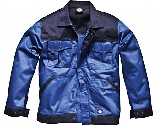 Dickies Industry300 Image Veste de travail Bleu (Royal/Marine)