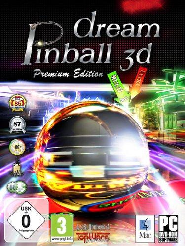 Dream Pinball 3D - Premium Edition - [PC/Mac]
