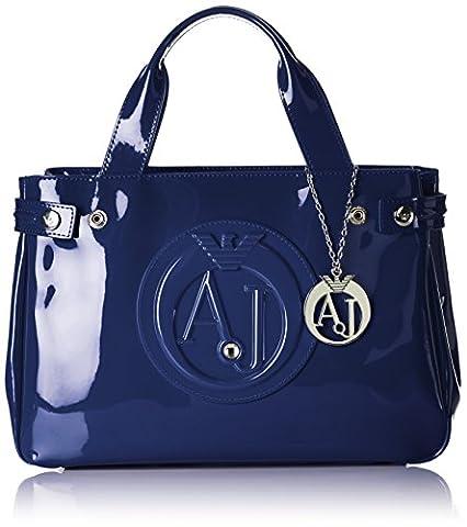 Armani Jeans 922526CC855, Sacs portés main femme - Bleu -