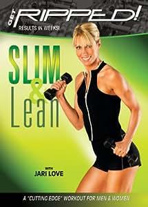 Get Ripped: Slim & Lean [DVD] [2006] [Region 1] [US Import] [NTSC]