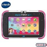 VTech - Tablette Storio Max XL 2.0 rose - Tablette enfant 7 pouces, 100% éducative
