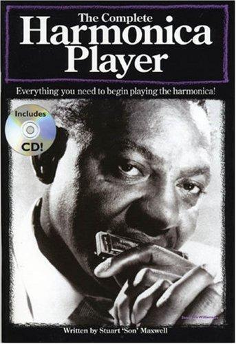 ca Player (Revised Edition Book & CD): Noten, Lehrmaterial, Bundle, CD für Mundharmonika (diat./chr.) ()