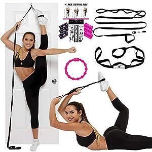 Stunt Stand Tür Flexibilität und Stretching Bein-Bügel