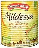 Hengstenberg Mildessa Weinsauerkraut 10/1, 1er Pack (1 x 9.7 kg)