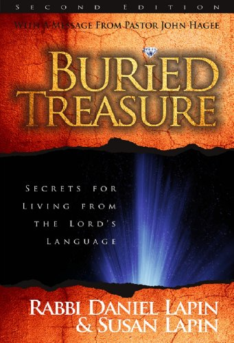 Buried Treasure: Secrets for Living from the Lord's Language (English Edition)