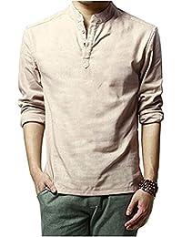 b1f149054209 Suchergebnis auf Amazon.de für  Leinen-Shirt - Herren  Bekleidung