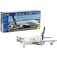 Revell 380 Design First Flight Airbus A380 New Livery, Kit de Modelo, Escala 1:144 (4218) (04218)