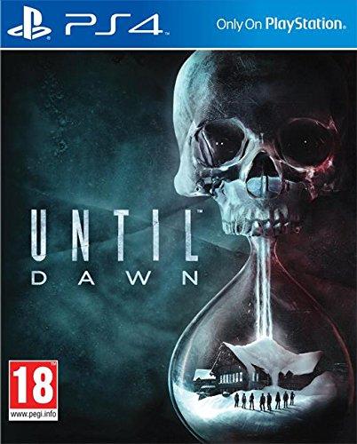 Until Dawn (Ps4) Spielbar im Deutsch