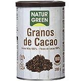 NaturGreen Grano de Cacao Troceado Superalimento Bio - 200 gr