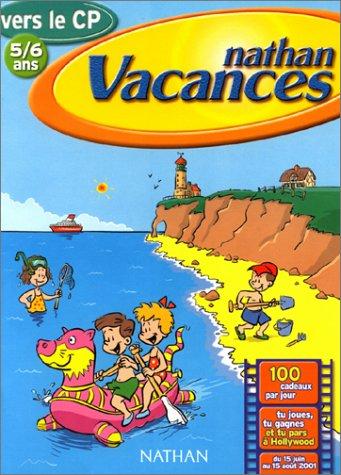 Cahier de Vacances 2001 : maternelle 5/6 ans