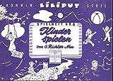 Serie Liliput per fisarmonica: libro di gioco 8