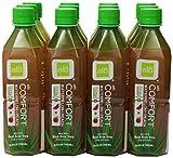 Alo Drink Comfort, Pet-Flaschen, Aloe Vera, Wassermelone und Pfirsich mit Aloe-Stückchen, 12er Pack (12 x 500 ml)