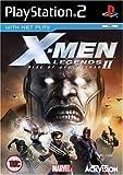 X-Men Legends II: Rise of Apocalypse (PS2)