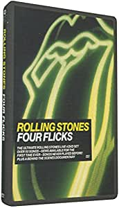 The Rolling Stones : Four Flicks, 2003 (4 DVD)