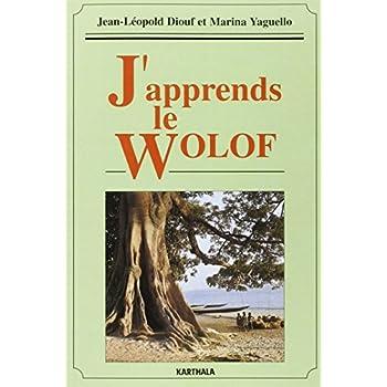 J'apprends le Wolof (Manuel)