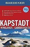 Baedeker Reiseführer Kapstadt, Winelands, Garden Route: mit GROSSER REISEKARTE