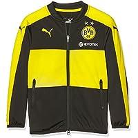 Puma Kinder BVB Poly Jacket with Sponsor Logo Jacke