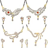 Designer Zone Alloy Jewel Set (Multicolor) best price on Amazon @ Rs. 1390
