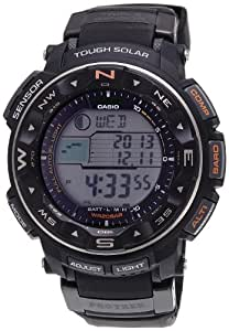 Casio Outdoor Digital Black Dial Men's Watch - PRG-250-1DR (SL56)