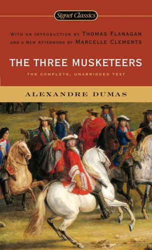 The Three Musketeers (Signet Classics)