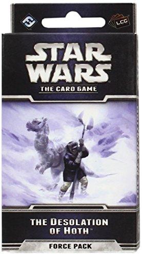 Fantasy Flight Games Star Wars lcg: la desolación de hoth-español. (EDGSWC02)