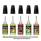 Salcar® 5x10ml Liquid E-Liquid for E Shisha / E cigarette, for sale  Delivered anywhere in UK