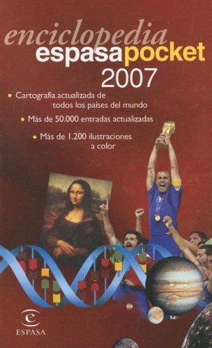 Descargar Libro Enciclopedia Espasa Pocket 2007 de Unknown