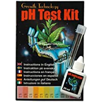 Test Kit de Gotas Growth Technology para medir el pH (de 4.0 a 11.0 pH