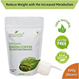 Neuherbs Organic Green Coffee Beans For Weight Loss - 800g