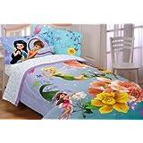Disney hadas Fantasía Floral juego de sábanas