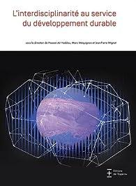 L'interdisciplinarité au service du développement durable par Hassan Ait Haddou