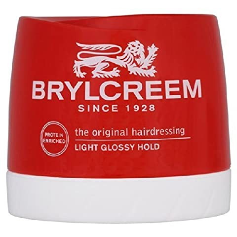 Brylcreem Light Glossy Hold Protein Enriched 250ml