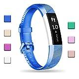 Die besten Fitbit Angebote - Fundro Fitbit Alta Armband, Neueste Sport Ersatzarmband Wristb Bewertungen