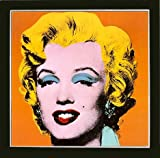 Bild Kunstdruck Andy Warhol Marilyn Monroe Pop Art 67 x 67 cm