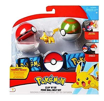 Pokémon-63227236 Accesorios de Figuras, (Bizak 63227236) por Bizak