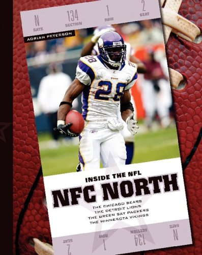 NFC North: The Chicago Bears/The Detroit Lions/The Green Bay Packers/The Minnesota Vikings (Inside the NFL)