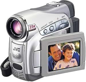 """JVC GR-D240EK MiniDV Camcorder [25x, 2.5""""LCD]"""