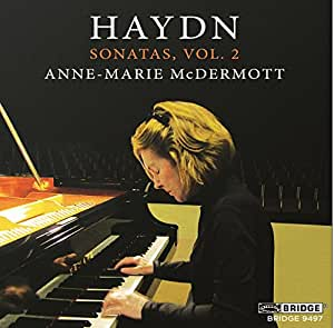 Haydn: Sonatas, Vol. 2 [Anne-Marie McDermott] [Bridge Records: BRIDGE 9497]