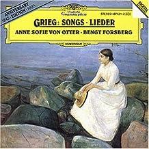 Grieg Anniversary Edition 1843-1993: Lieder