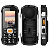 Best Cell Phones For Elderlies - 2018 MKTEL Outdoor Mobile Phone,2.4 inch+Large speaker,Dustproof,Rugged Cell Review