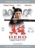 Hero (Director's Cut - Premium Edition, 3 DVDs) (WMV HD-DVD) - Bill Kong