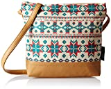 #7: Kanvas Katha  Women's Sling Bag (Multi color) (KKSAMZAUG003)