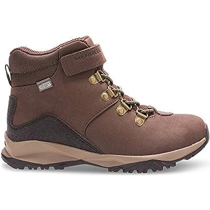 Merrell Boy's Ml-Alpine Casual Boot WTRPF High Rise Hiking 3