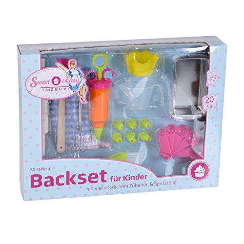 Preisvergleich Produktbild Knorrtoys 38002 - Sweet & Easy - Enie backt - Blech Backset