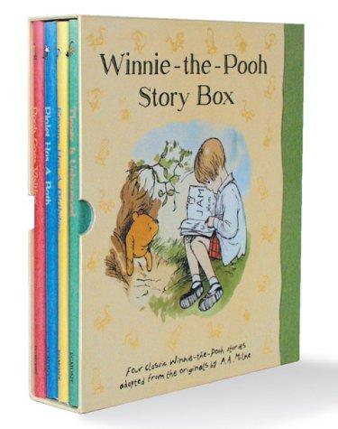 Winnie-the-Pooh story box