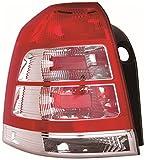 Zafira 2008-2014 Rear Tail Light Lamp N/S Passenger Left