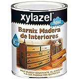Xylazel M128691 - Barniz agua interiores 750 ml satin
