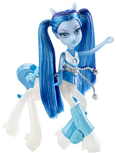 Monster High - Fright-Mares - Skyra Bouncegait Puppe